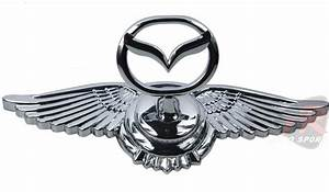 Car Wings Logo