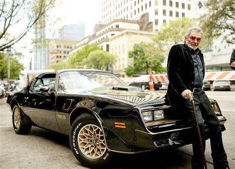 Burt Reynolds: Actor Reunited With 1977 Pontiac Trans-Am