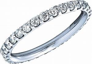 Verragio Shared Prong Diamond Wedding Band ENG 0350W