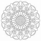 Coloring Mandala Tuscan Block Mandalas Jurnalistikonline Quilting Patterns Tree Drawing мандала Doodle раскраски узора Pirografia Artwork рисунок пуантилизм арабески дизайн sketch template