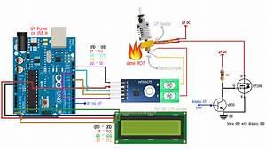 Max6675 Arduino Wiring Diagram