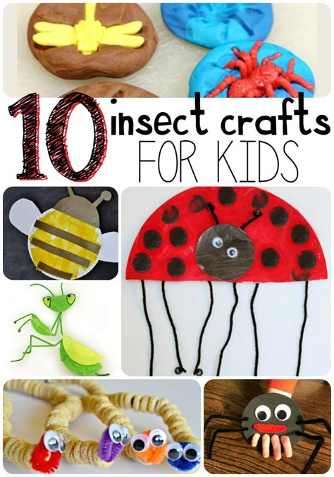 bug crafts preschool 10 insect crafts for 615