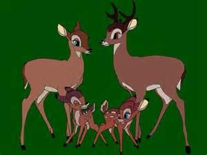 deviantART Bambi Family