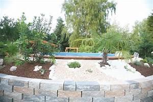 Runder Holztisch Garten : gut holz schwimmbad zu ~ Markanthonyermac.com Haus und Dekorationen