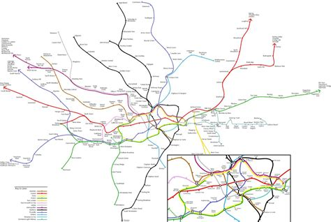mapping london underground travel   pages