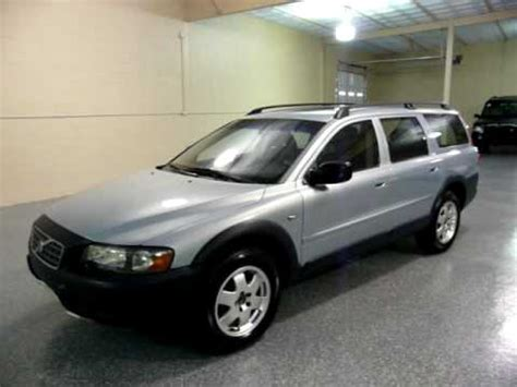 volvo  xc awd dr wagon  sold youtube