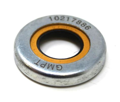 water pump drive seal   gm lt  chevy seal  jsp manufacturing