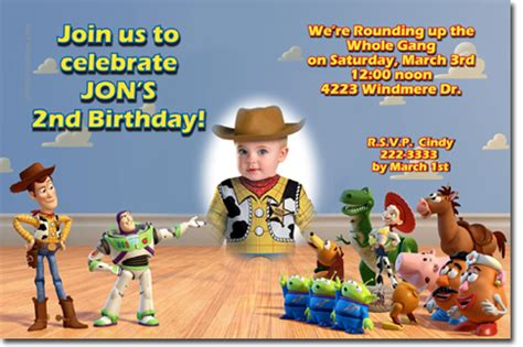 Toy Story Party Bag Template by Toy Story Birthday Party Invitations Candy Wrappers