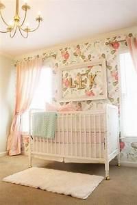 chambre bebe fille With chambre bébé design avec fleur de bach deuil