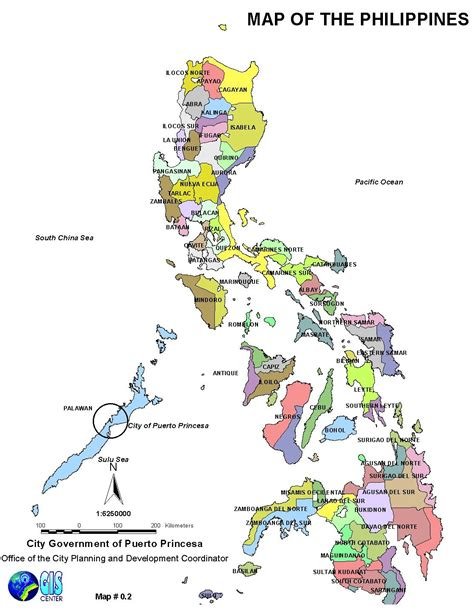 provincial map   philippines retired