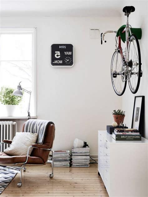 An Wand by Fahrradhalter 40 Moderne Und Praktische Ideen