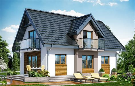 houses with attics small attic house plans
