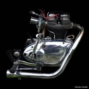 No 110  Royal Enfield Continental Gt 250cc Motorcycle