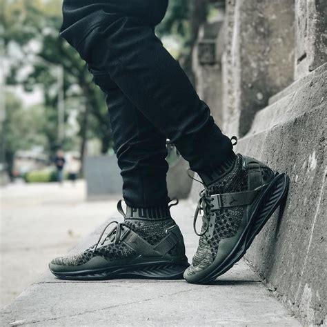Puma Ignite Evoknit u2018Oliveu2019 (via Kicks-daily.com) | Shoe Envy | Pinterest | Pumas Awesome shoes ...