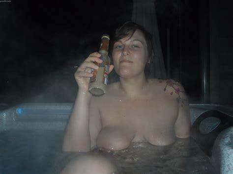 homemade hot tub couples sex