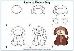 How To Draw A Dog   How To Instructions  How To Draw A Puppy