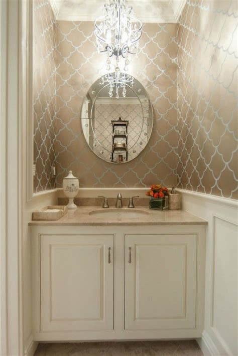 powder rooms connecticut in style