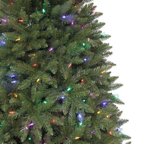 7 5 ft matthew fir quick set artificial christmas tree