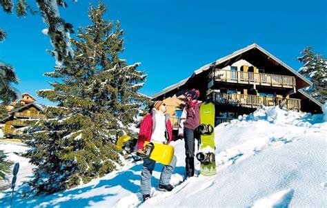 r 233 sidence les chalets d aurouze 224 la joue du loup vacances ski odalys