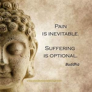 Buddha Quotes On Suffering | Wisdom quotes | Pinterest ...