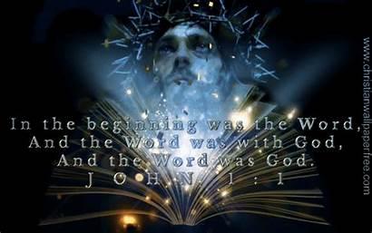 Verse Word God John Px Resolution Mb