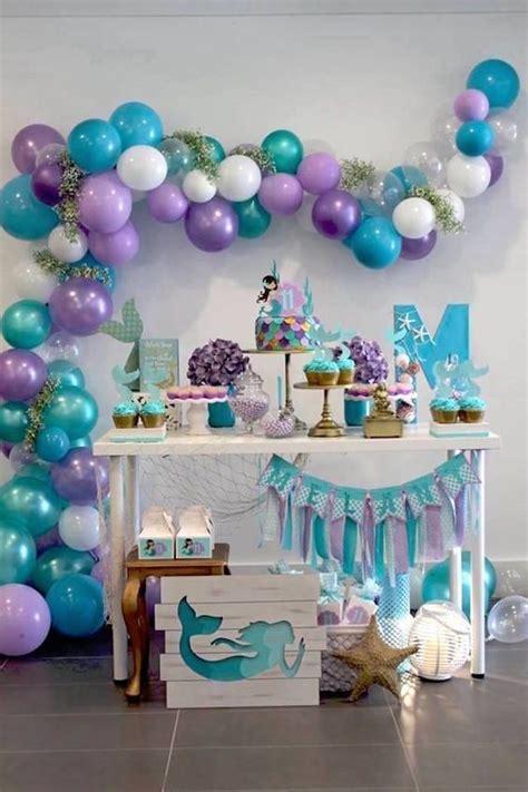 mystical mermaid party  karas party ideas