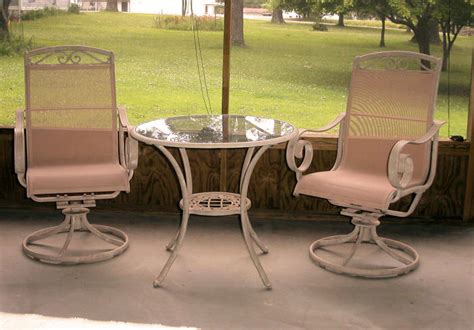 Agio Patio Furniture Replacement Slings by Customer Diy Slings