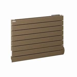 Radiateur Inertie Fluide 1000w : radiateur lectrique inertie fluide acova lina beige ~ Edinachiropracticcenter.com Idées de Décoration