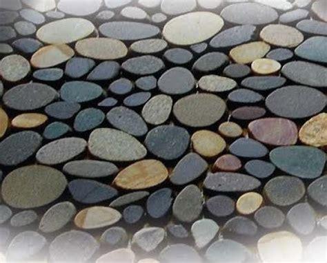river rock tile bostik flooring tips of the trade river rock tile