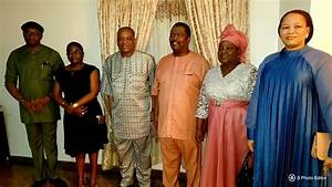 HAPPENING NOW!!! Orji Kalu Hosts Namibian Ambassador To ...