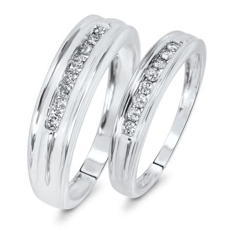 collection cheap his and wedding bands matvuk