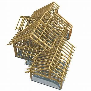Maison Préfabriquée En Bois : logiciel de construction de maisons pr fabriqu es en bois ~ Premium-room.com Idées de Décoration