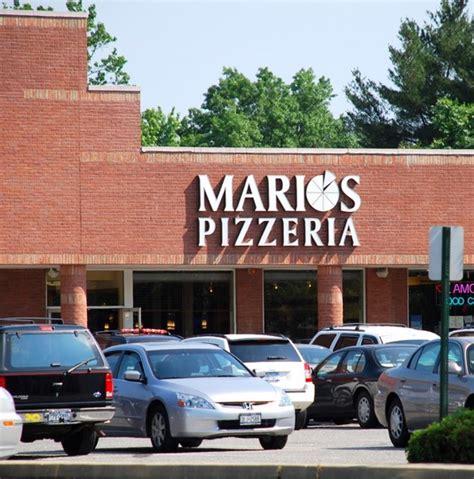 marios pizzeria  westbury ny photo phone hours