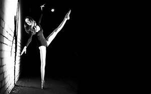 Art Ballerina Shoes Ballet Black And White Dance Opera ...