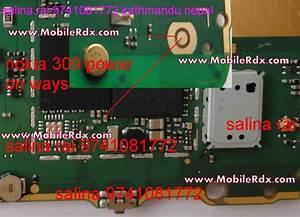 Asha 310 Power On  Off Button Ways