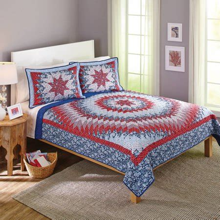 better homes and gardens quilt sets better homes and gardens cambridge bedding quilt set