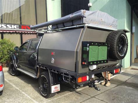 standard  custom  heavy duty alloy aluminium ute