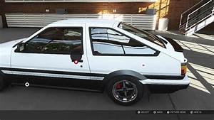 Forza Motrorsport 5   Toyota Corolla Ae86 Trueno