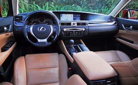 lexus gs sedan dashboard  small