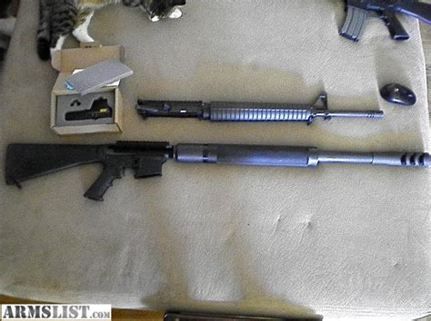 armslist for sale trade ar 15 with 50 bmg