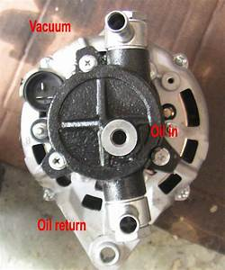 Isuzu Npr Alternator Vacuum Ports