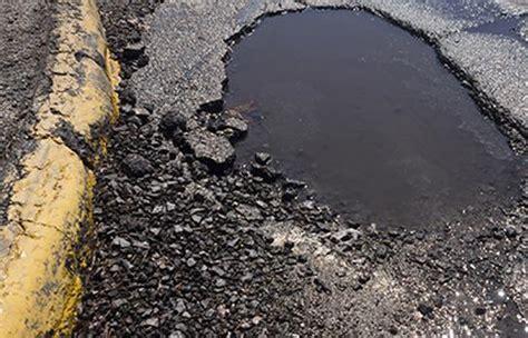 steering clear  potholes aaa northway