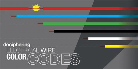 electrical wire colors deciphering what each color means mr electric