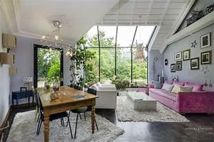 Home Salon Nantes : une maison en red cedar pr s de nantes planete deco a homes world ~ Louise-bijoux.com Idées de Décoration