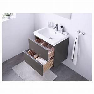 lave mains ikea cheap perfect meuble salle de bains ikea With salle de bain design avec lave main ikea