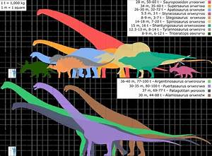 Question What Dinosaur Is The Biggest The Biggest