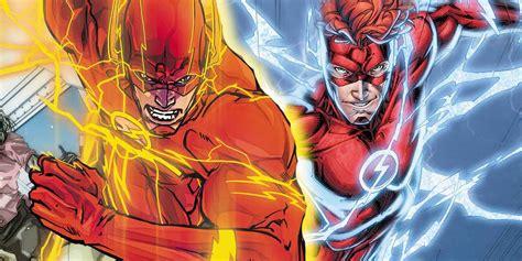 Flash War Pits Barry Allen Vs Wally West