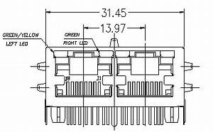 telephone rj45 wiring diagram candlestick phone wiring With usoc wiring diagram rj45 wall jack wiring diagram rj12 to rj45 wiring