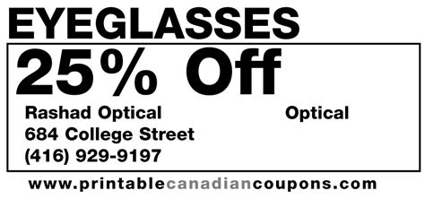 coupons eyeglasses specials eyewear coupon alternance fr printable discount founded cash 1999 deals