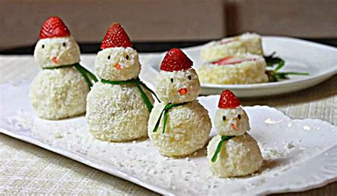 cinq fourchettes etc comment faire un bonhomme de neige